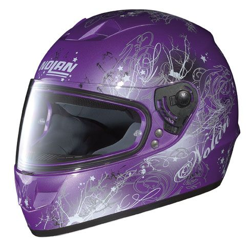 If I had a helmet....