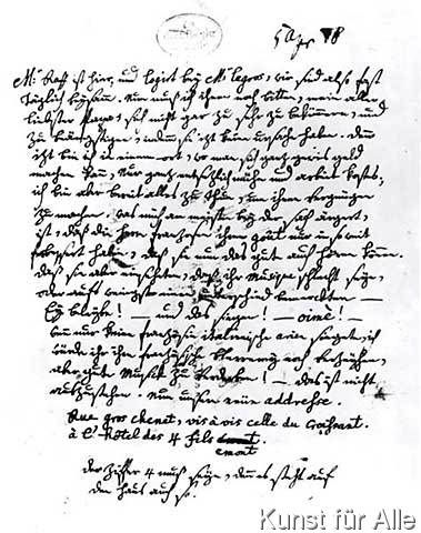 Mozart S Letters To His Father