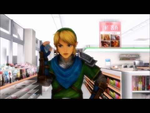 [ MMD ] Legend of Zelda - Im at Soup! - YouTube