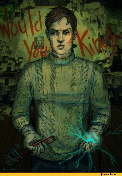 BioShock, Games, Game Art, game art, Jack Ryan