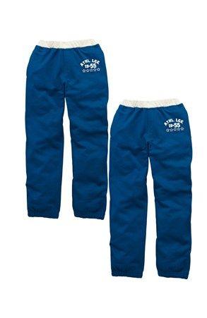 Lækre Demo Joggingbukser 2-Pack Marine Demo Bukser til Børn & teenager i dejlige materialer