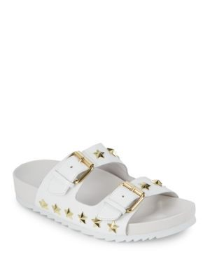 ASH United Slip-On Sandals. #ash #shoes #sandals