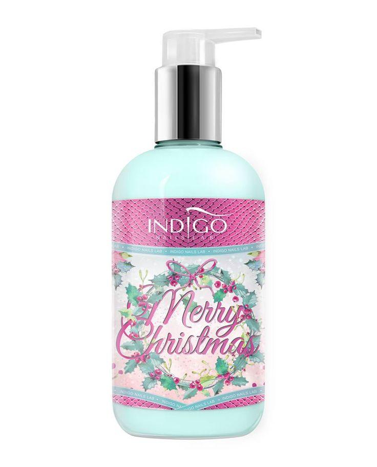 Krem do rąk świąteczna edycja -  Zapach pieczonego jałbka oraz aromatycznej wanilii sprawia, że nastrój świąteczny towarzyszy nam przez całą zimę! #hand #cream #spa #indigo #vanilla #apple #christmas