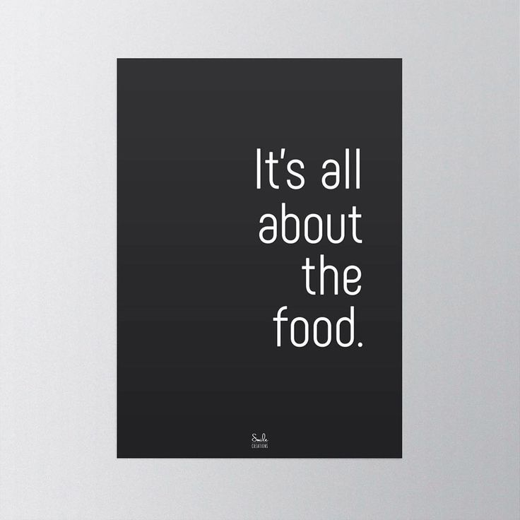 New in! #nyhed #plakat #new #poster #kitchen #køkken #details #decoration #black #white #its #all #about #the #food #50x70 #smilecreations #design