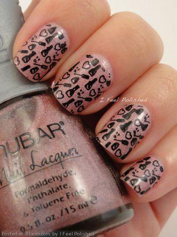 Fun nail design!