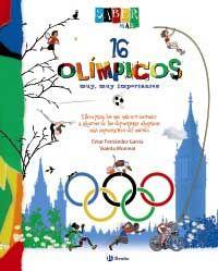 16 olímpicos muy, muy importantes