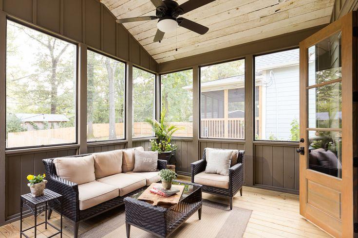 17 Best Ideas About Rustic Sunroom On Pinterest Wood