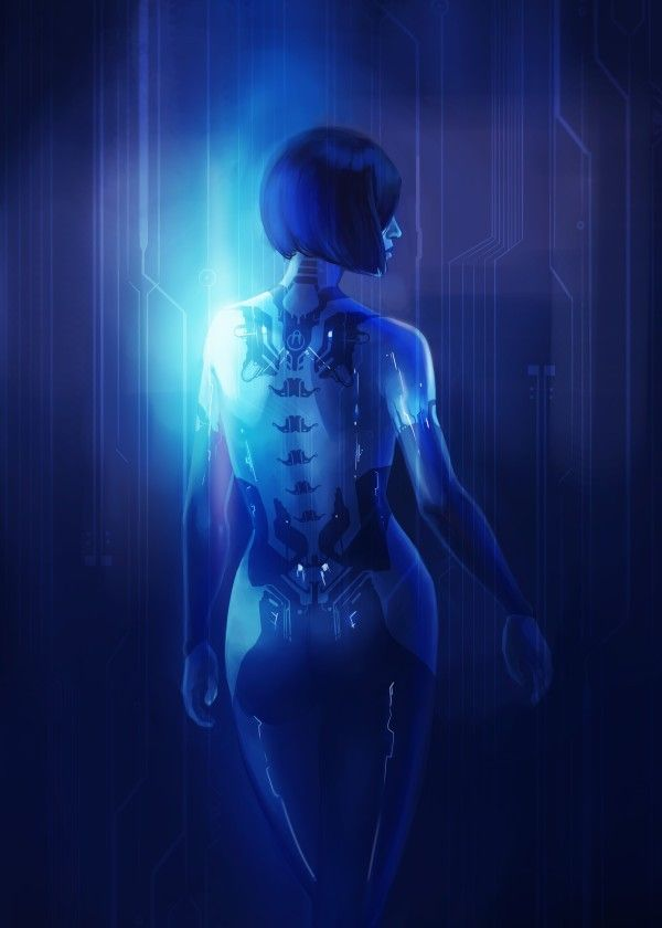 Cortana+from+the+video+game+Halo.