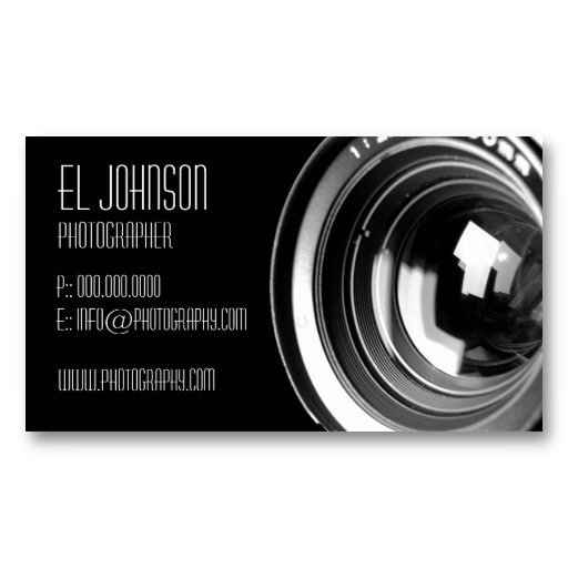 14 best business card ideas images on pinterest photographer basic photography business card noir reheart Choice Image