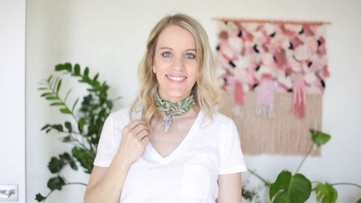 Learn how to Put on a Bandana eight Easy Methods {VIDEO