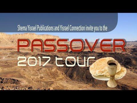 Passover 2017 Tour - YouTube