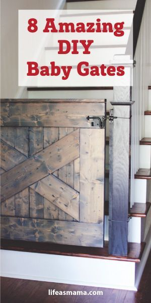 17 Best Ideas About Stair Gate On Pinterest Diy Baby