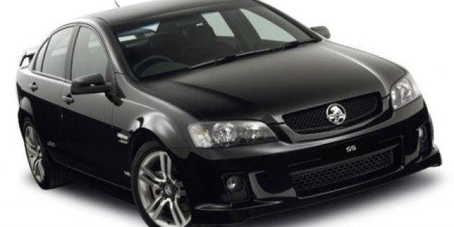2012 Holden VE SSV