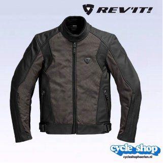 Revit Revit Ignition 2 Jack Zwart-Antraciet // // CycleShop Heerlen, Helmen…