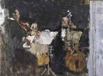 Nash Ensemble Bernard Dunstan