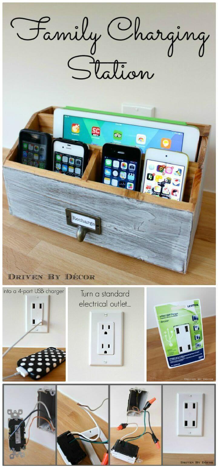 49+ Diy charging station ideas ideas