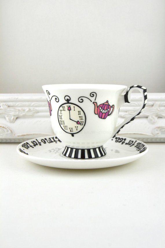 café Porcelaine Cup-free post C/'est ce que un magnifique salon de coiffure ressemble-thé