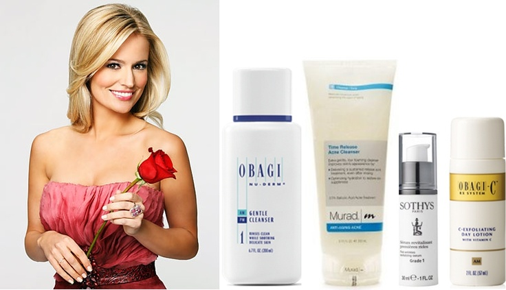 The Bachelorette Emily Maynard uses @Murad Skincare, Sothys, & @Obagi Medical Products!
