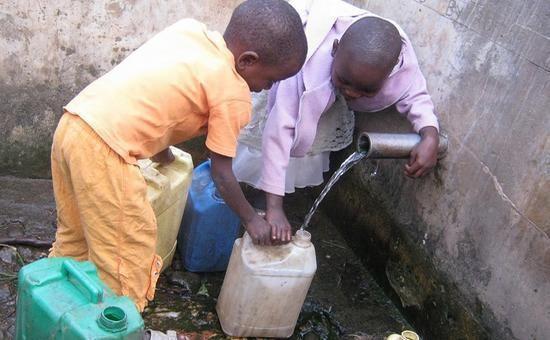 Un abitante su otto del pianeta non dispone di acqua potabile