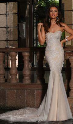 Cristiano Lucci Wedding Dress Inspiration