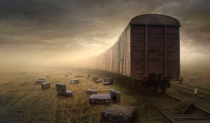 """Poetics @ GR: Μίλτος Γήτας: """"Όλα τα τρένα"""""""