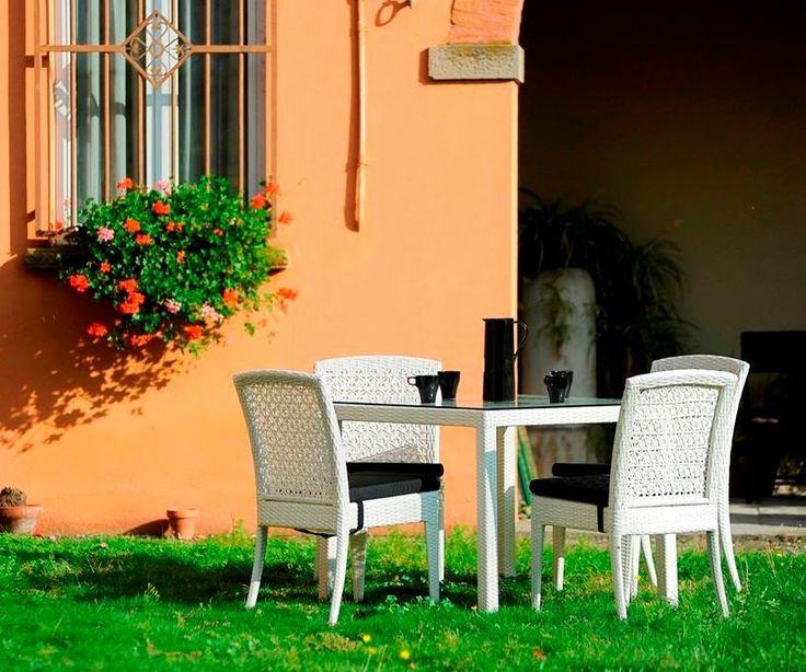 Arancio Outdoor Collection...  Perla collection... Living in a dream...