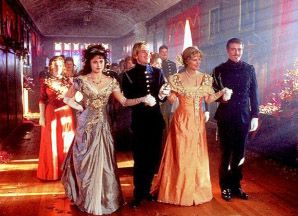 Probably my favorite movie ever: Twelfth Night, 1996, with Helena Bonham-Carter as Olivia, Steven Mackintosh as Sebastian, Imogen Stubbs as Viola and Toby Stephens as Orsino