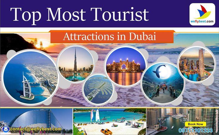 Top Tourist #Attraction in #Dubai