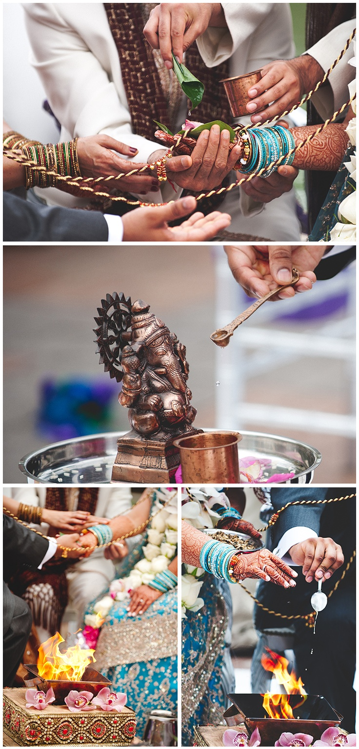 Casamento indiano.