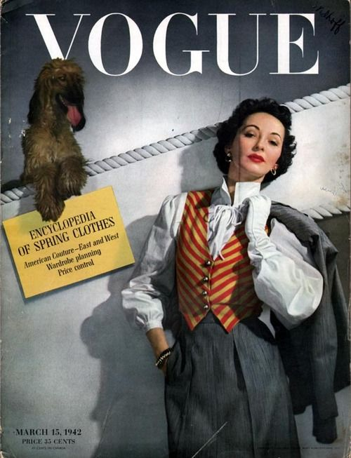 Vogue --- March 15 1942