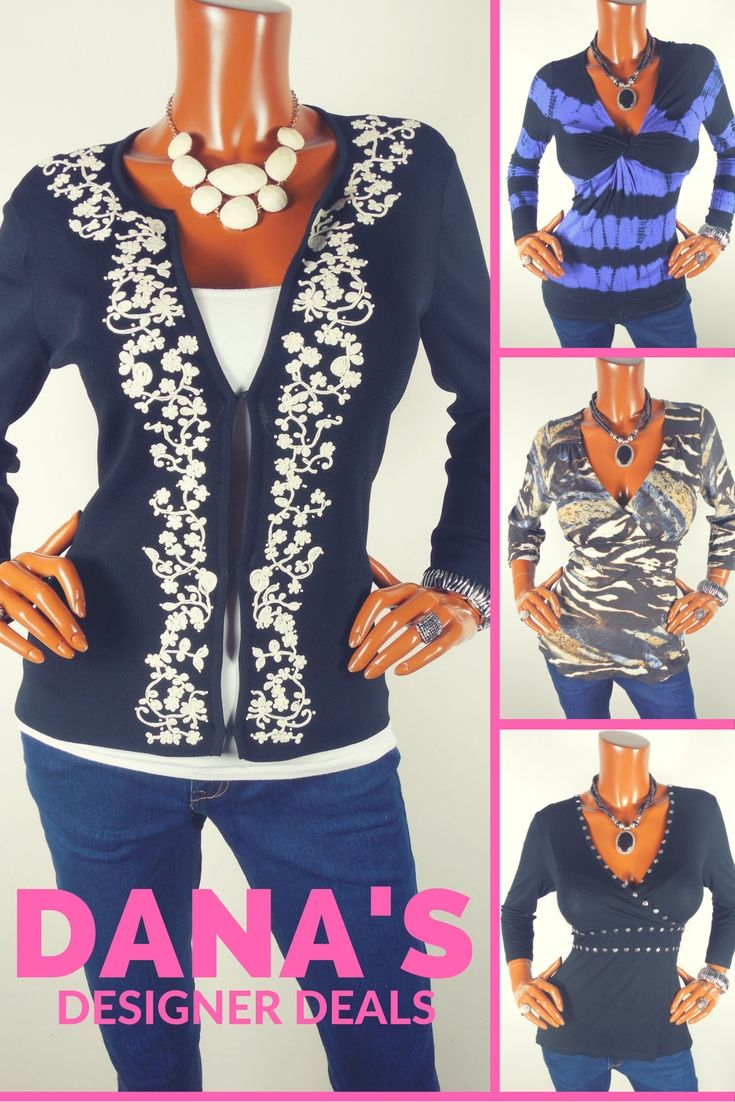 Shop soon for great deals! http://stores.ebay.com/danasdesignerdeals