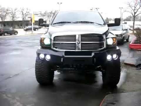 2008 Dodge Ram 2500 Cummins Laramie LIFTED
