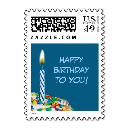 17 Best Images About 1st Birthday Postage Stamps On Pinterest