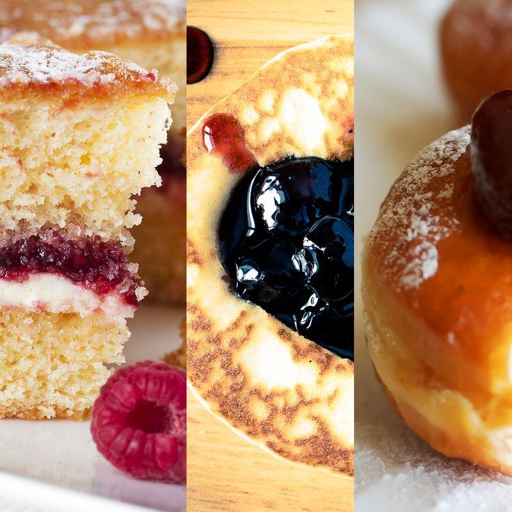 Top 3 cele mai populare reţete cu dulceaţă de pe blog Râureni