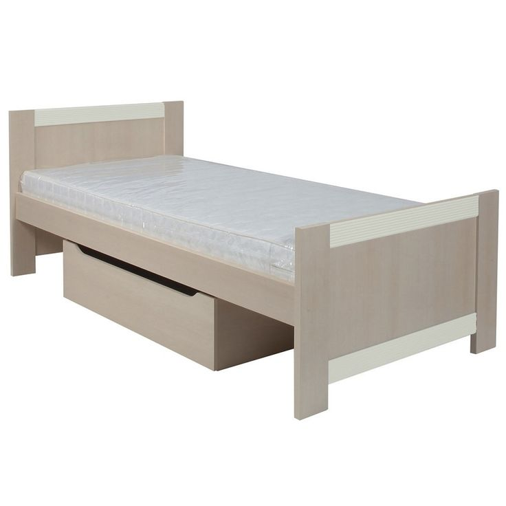Fanfair Kids Single Bed with Under Drawer in Beech with Cream Trim is one of many items from Fanfair kids range of bedroom furniture, a perfect addition for children's bedroom. #Furniture #BedroomFurniture #Bedroom #FanfairKids #Bed #SingleBed #Drawer http://pricecrashfurniture.co.uk/fanfair-kids-single-bed-with-under-drawer-in-beech-with-cream-trim.html