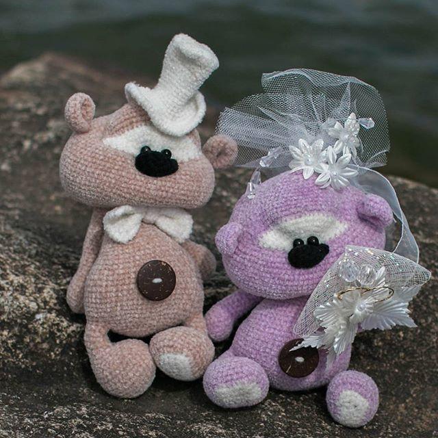 Автор фото @pertseva_svetlana - подписывайте свои фото тегом #weamiguru, лучшие попадут в нашу ленту! #amigurumi #crochet #knitting #cute #handmade #амигуруми #вязание #игрушки #интересное #ручнаяработа