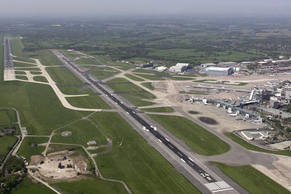 Manchester Airport – Mapping Out the Future With GIS