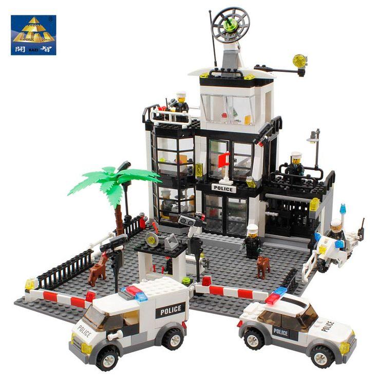 1000 Id Es Sur Le Th Me Lego Police Station Sur Pinterest Lego City Lego Et Cr Ations En Lego