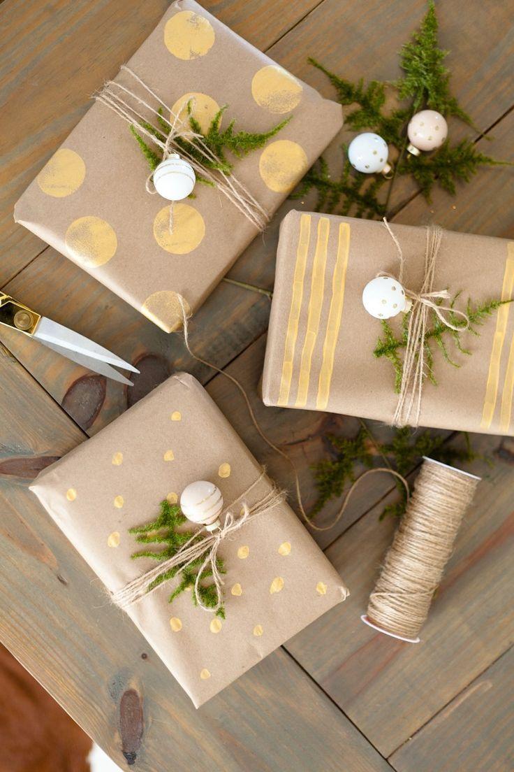 Креативная упаковка подарков своими руками фото 281