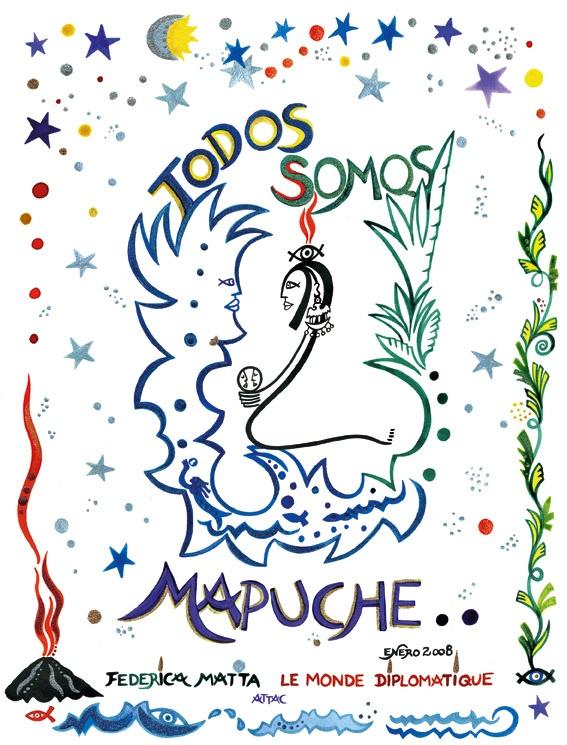 Todos somos Mapuche