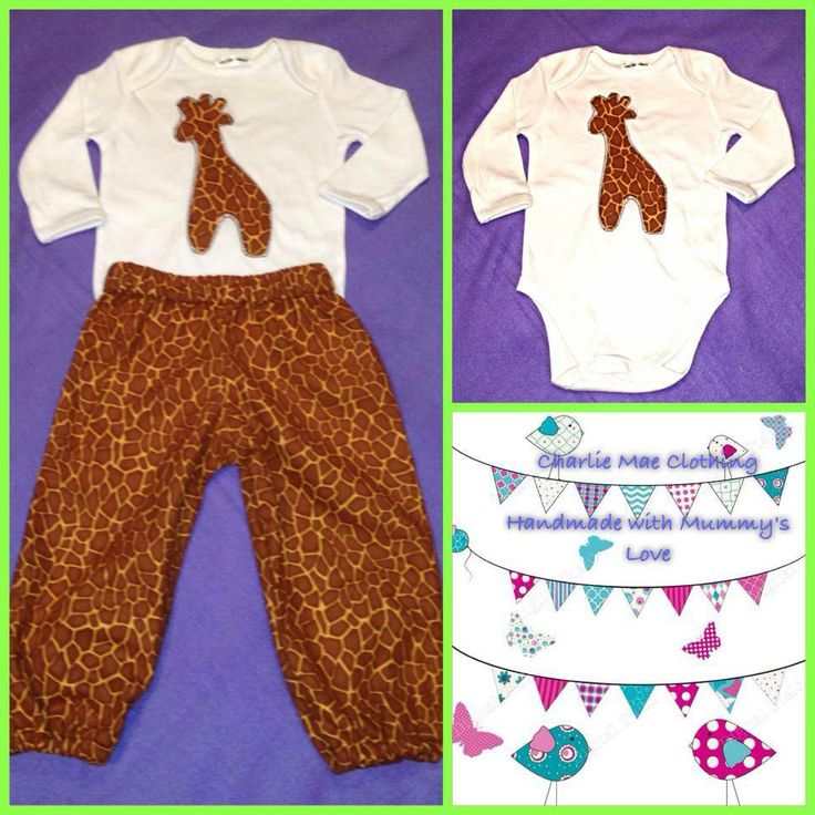 """""""Winter Woollies Raffy"""" Unisex Long Sleeve Bodysuit Set. Winter Wonderland Market Night opens at 9pm, on Tuesday 27th May, 2014. The first person to comment sold will be able to purchase the item direct from the business listed on the item."""