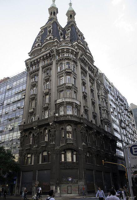 Argentina - Buenos Aires - San Telmo 2012-0918 | Cúpulas de Buenos Aires