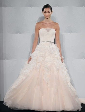 kleinfeld winter wedding dresses