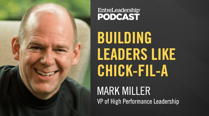 According to Chick-fil-A executive and author Mark Miller, hope is not an adequate strategy for building a business—but creating a leadership culture is.