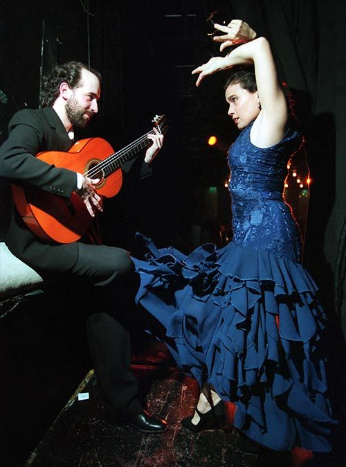 Flamenco+Dancers | Flamenco Instruments, Dancers, and Singers | Toronto Flamenco Festival ...