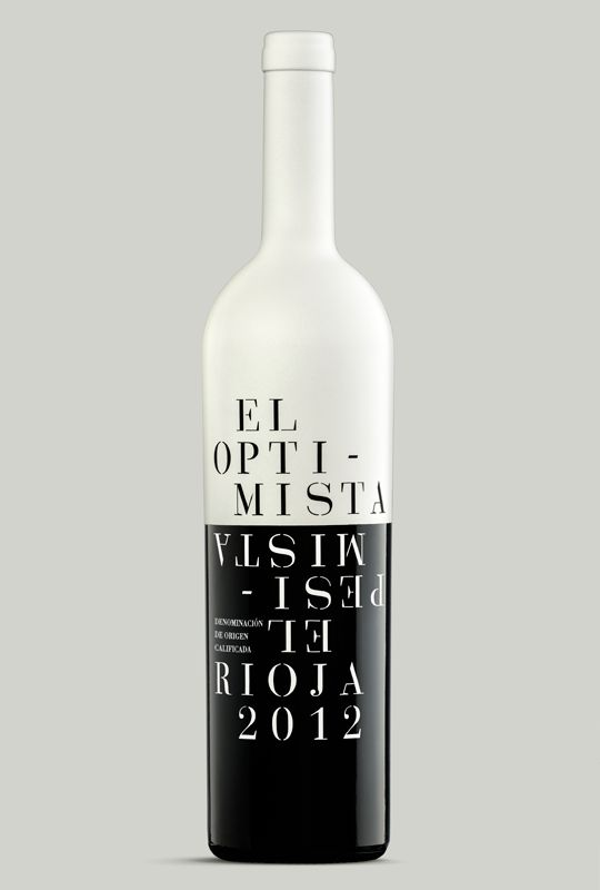 Diseño de etiquetas de vino