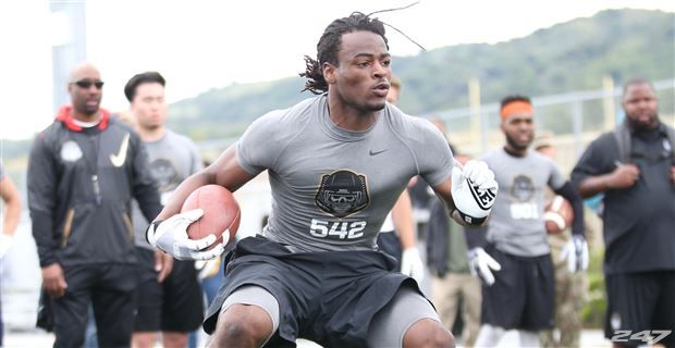 5-star Najee Harris is important but not vital for Crimson Tide = Running back Najee Harris is the No. 1 2017 recruit in the nation. Naturally, he's a five-star and not surprisingly, he's committed to the Alabama Crimson Tide.  Harris committed to Alabama back in April of 2015, and he's the Tide's top-ranked recruit. That.....