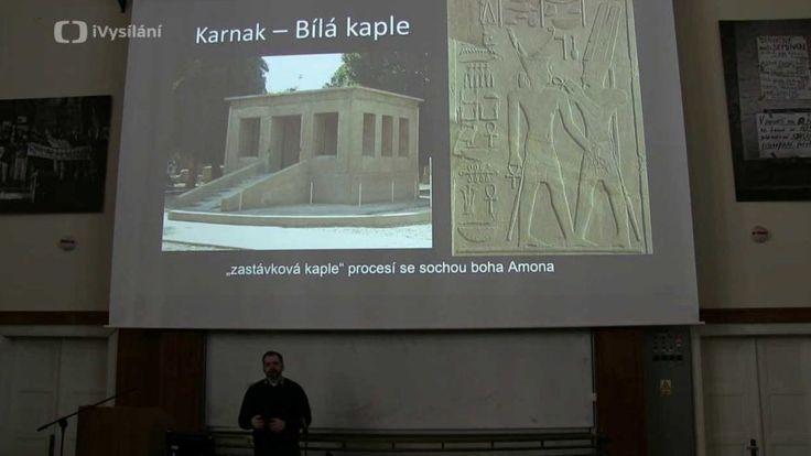 Egypt - Střední říše   ZÁZNAM PŘEDNÁŠKY