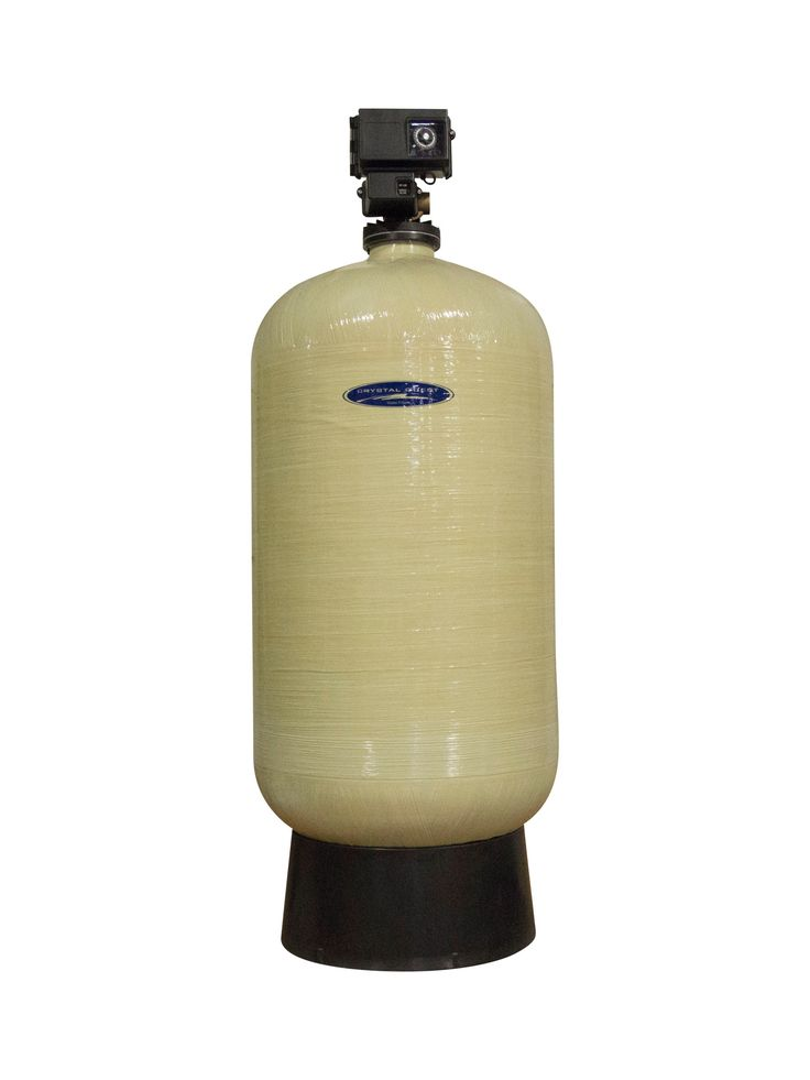 Granular Activated Carbon Water Filter System - 20 cu.ft.