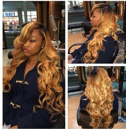Body Wave Hair Closure with Sew in Weaves Photos